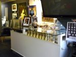 The Art of Coffee counter