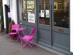 Art of Coffee external seating